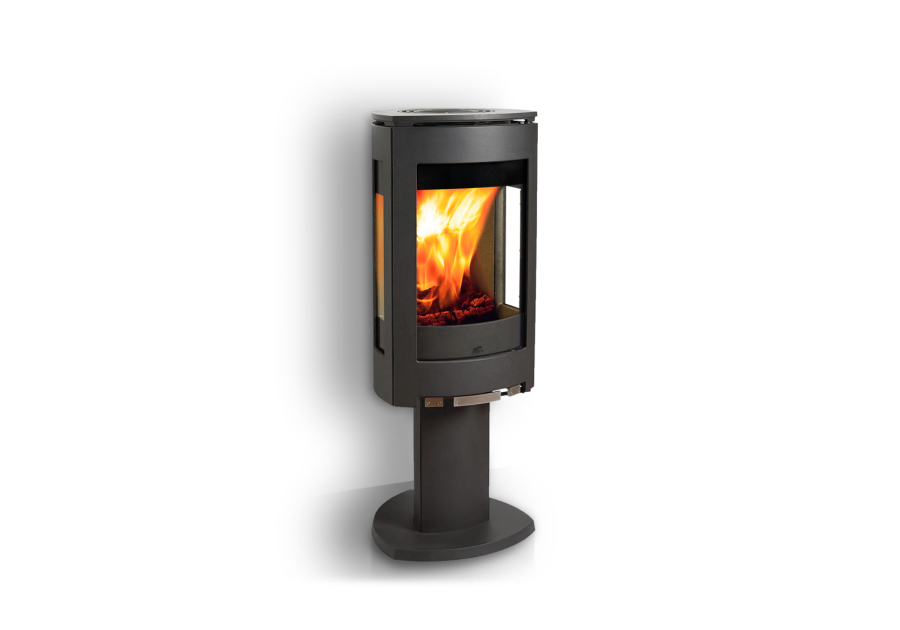 wood stove port perry